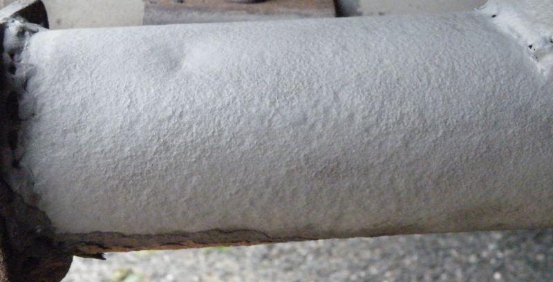 шероховатость после пескоструйной обработки